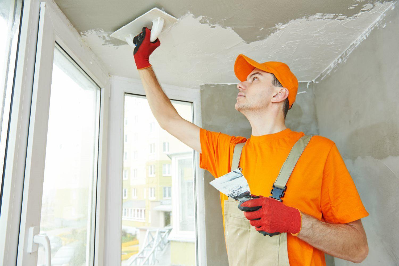 шпаклевка потолка цена