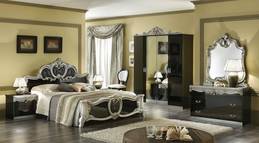 Совместимость спальни со стилем барокко