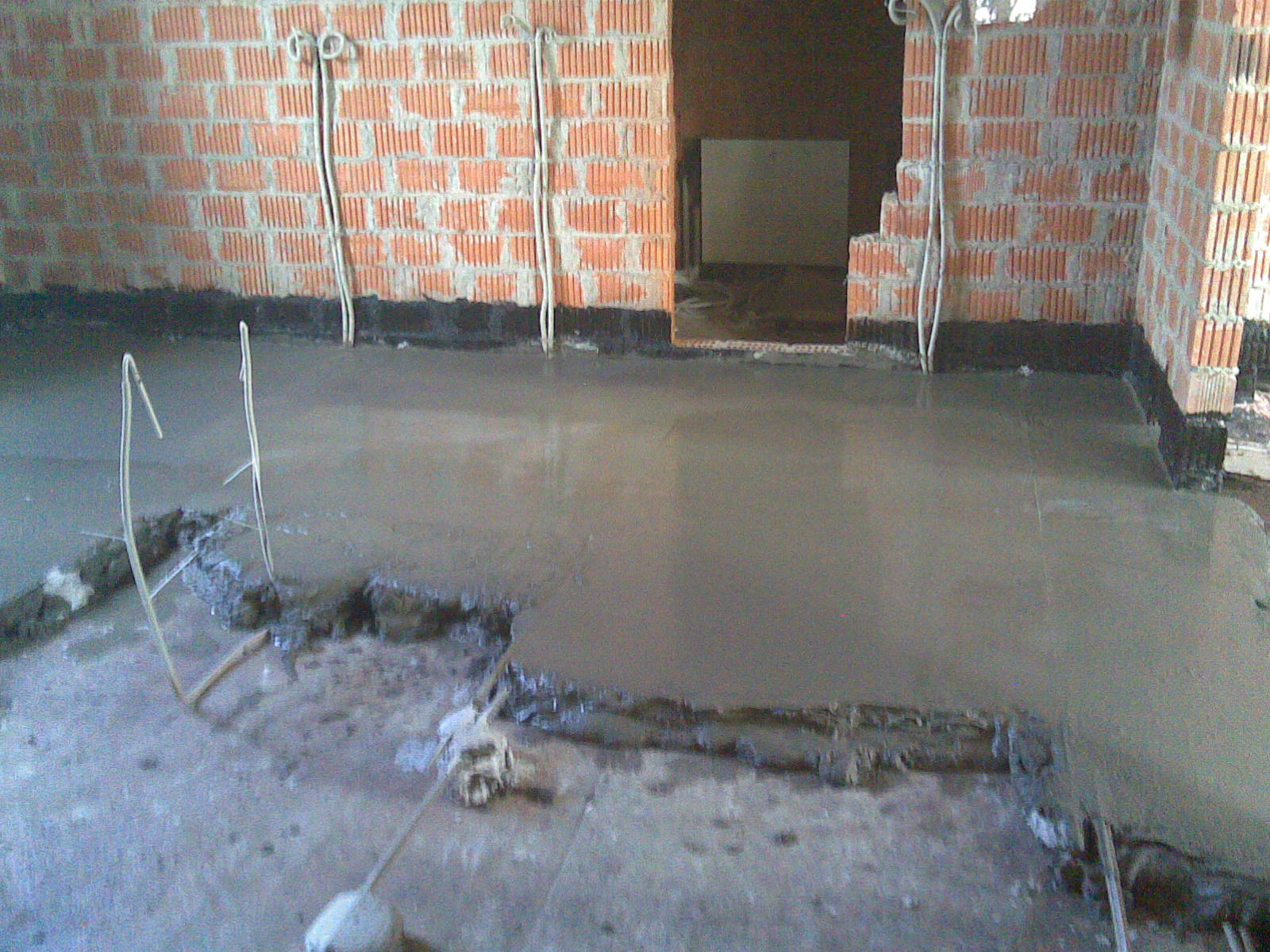 Как сделать цементно-песчаную полусухую стяжку