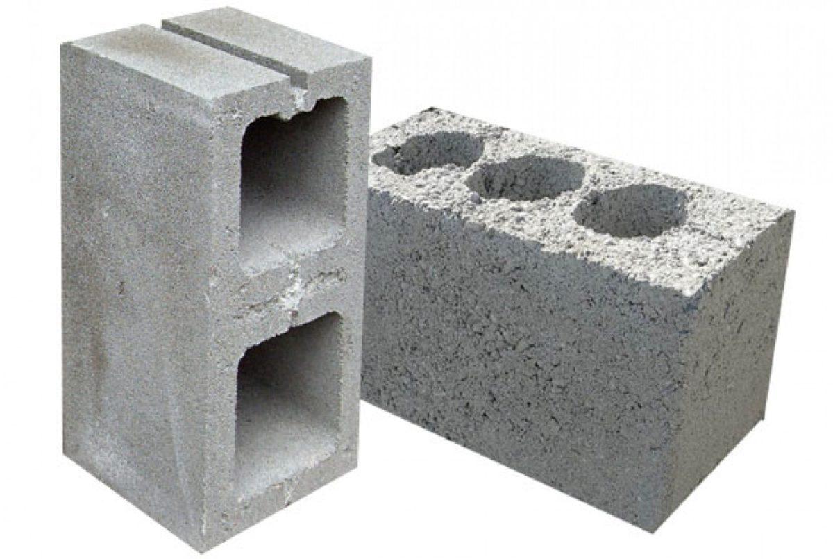 цементно бетонные блоки