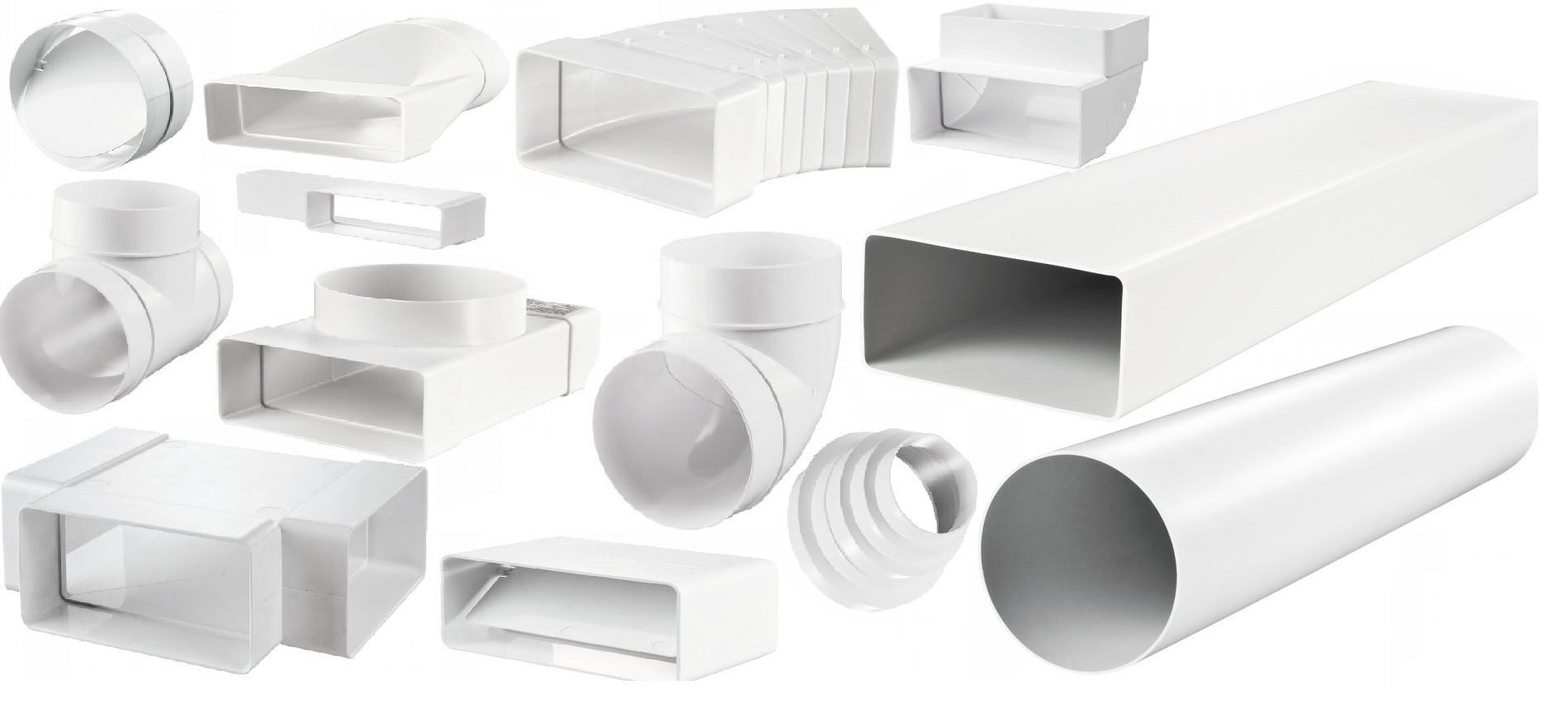 Воздуховоды для вентиляции